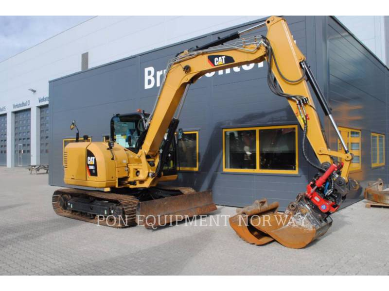 CATERPILLAR KETTEN-HYDRAULIKBAGGER 308E equipment  photo 3