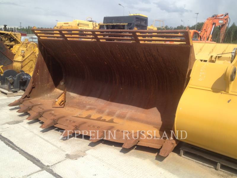 CATERPILLAR WHEEL LOADERS/INTEGRATED TOOLCARRIERS 980H equipment  photo 11