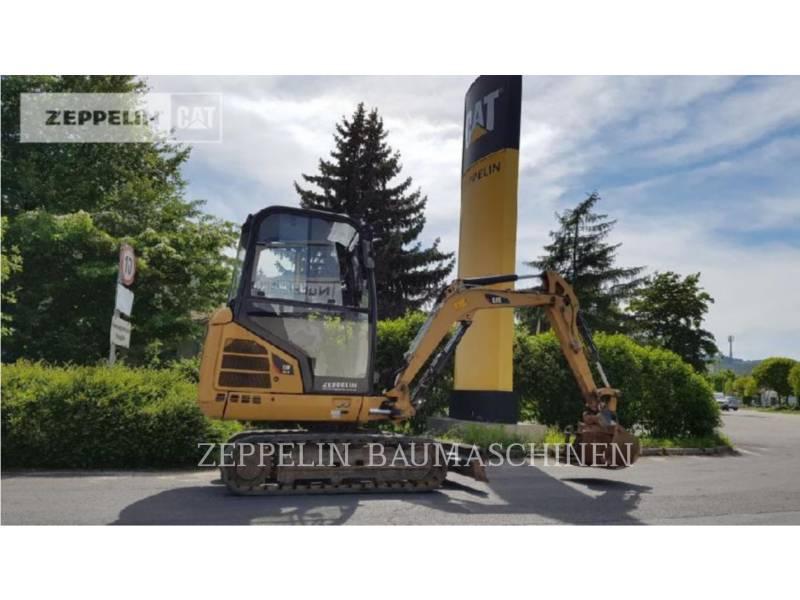 CATERPILLAR トラック油圧ショベル 302.4D equipment  photo 6