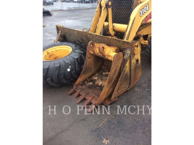 JOHN DEERE BACKHOE LOADERS 310E equipment  photo 13
