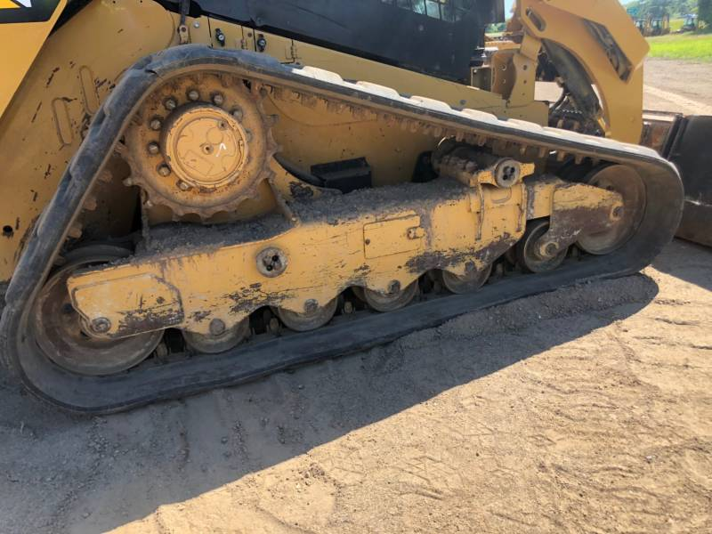 CATERPILLAR DELTALADER 299 D 2 equipment  photo 10