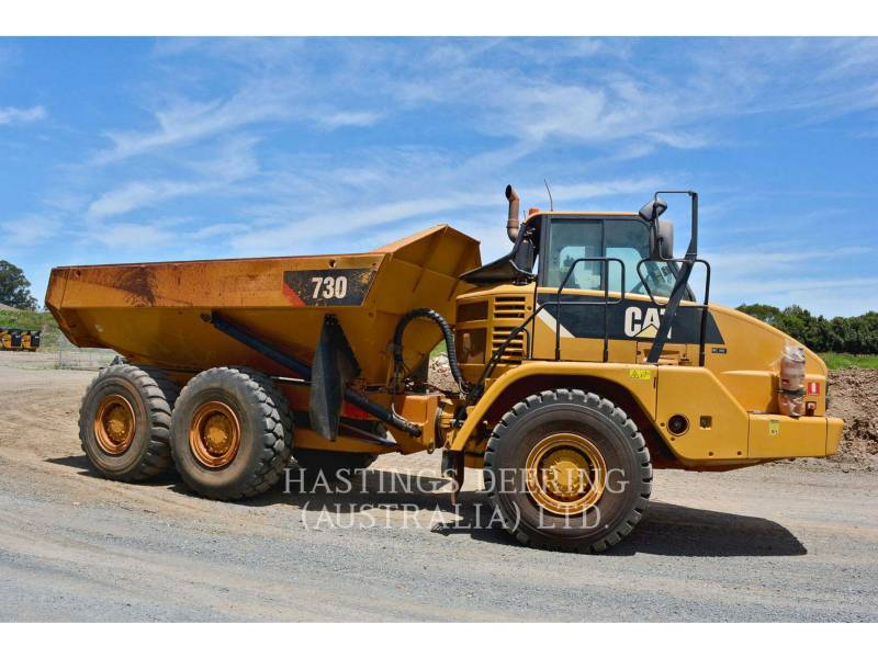 CATERPILLAR CAMIONES ARTICULADOS 730 equipment  photo 5