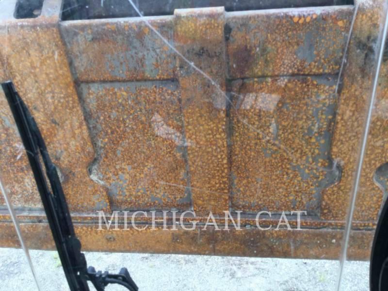 Caterpillar ÎNCĂRCĂTOARE PENTRU TEREN ACCIDENTAT 257B3 equipment  photo 7