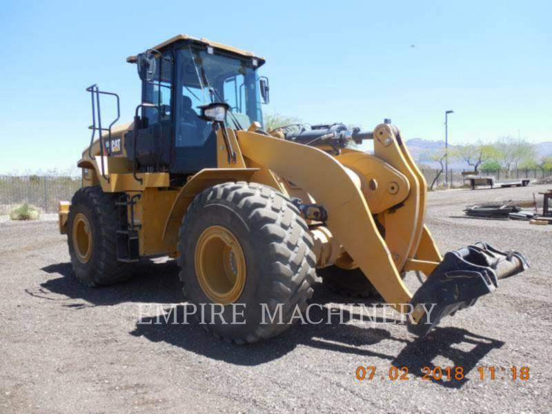CATERPILLAR CARGADORES DE RUEDAS 950GC equipment  photo 1