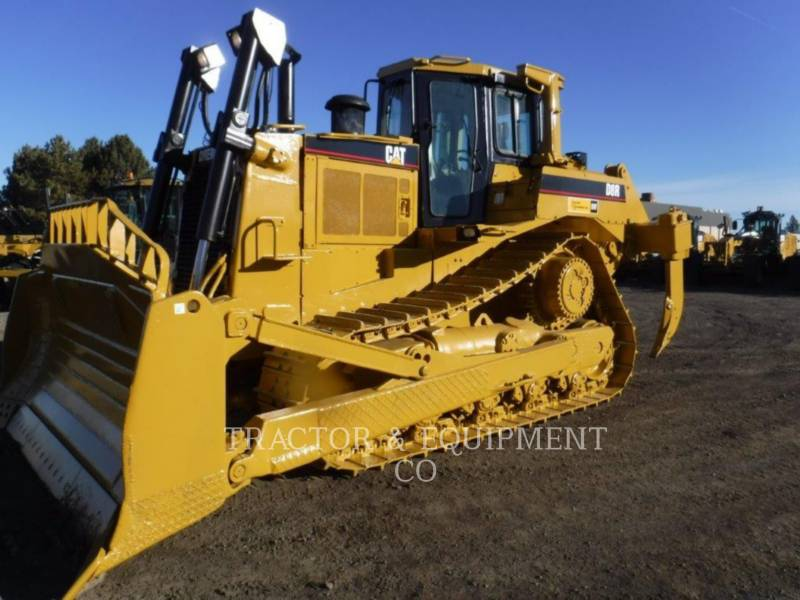 CATERPILLAR 鉱業用ブルドーザ D8RLRC equipment  photo 1