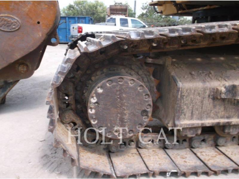 DEERE & CO. EXCAVADORAS DE CADENAS 270D equipment  photo 13