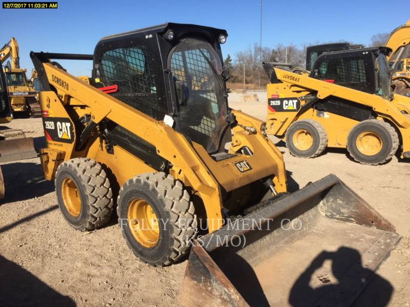 CATERPILLAR SKID STEER LOADERS 262DXPS2CA equipment  photo 2