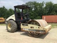 Equipment photo INGERSOLL-RAND SD-105DX TF WALEC DO GRUNTU, GŁADKI 1