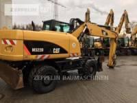 CATERPILLAR MOBILBAGGER M322D equipment  photo 6