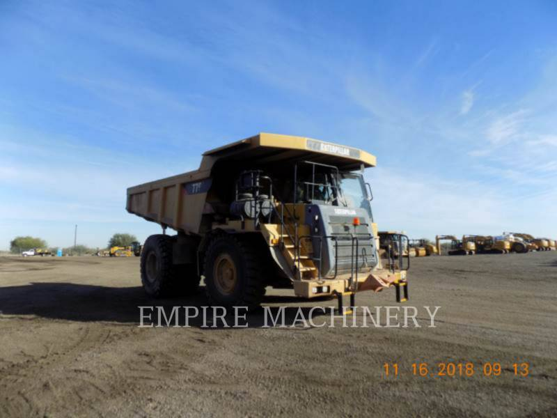 CATERPILLAR DUMPER A TELAIO RIGIDO 775F equipment  photo 1