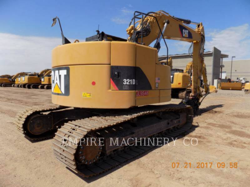 CATERPILLAR EXCAVADORAS DE CADENAS 321D LCR P equipment  photo 2