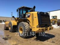 CATERPILLAR PALA GOMMATA DA MINIERA 966M equipment  photo 3