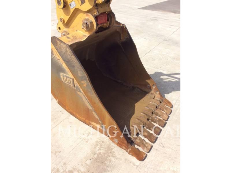 CATERPILLAR TRACK EXCAVATORS 312CL Q equipment  photo 7