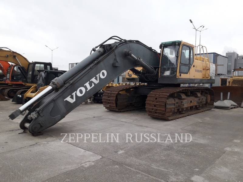 VOLVO CONSTRUCTION EQUIPMENT KETTEN-HYDRAULIKBAGGER EC700BLC equipment  photo 4