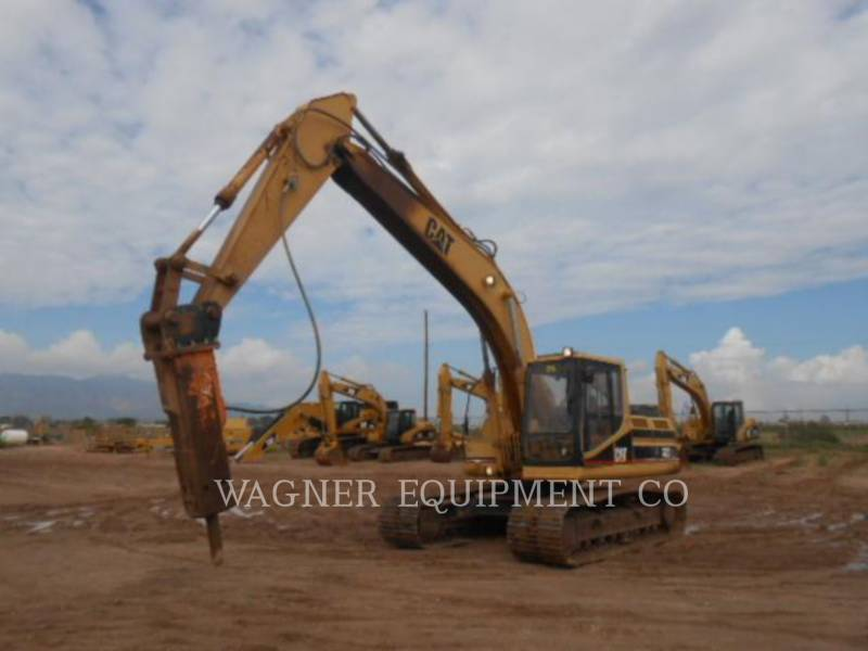 CATERPILLAR TRACK EXCAVATORS 320L HMR equipment  photo 4