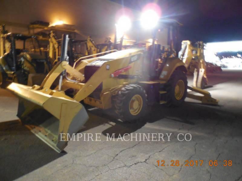 CATERPILLAR RETROESCAVADEIRAS 416F2 4EO equipment  photo 4