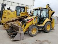 Equipment photo CATERPILLAR 432F GRAAF-LAADCOMBINATIES 1
