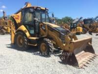Equipment photo CATERPILLAR 428F CHARGEUSES-PELLETEUSES 1
