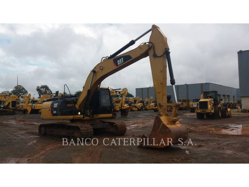 CATERPILLAR トラック油圧ショベル 320D2L equipment  photo 1