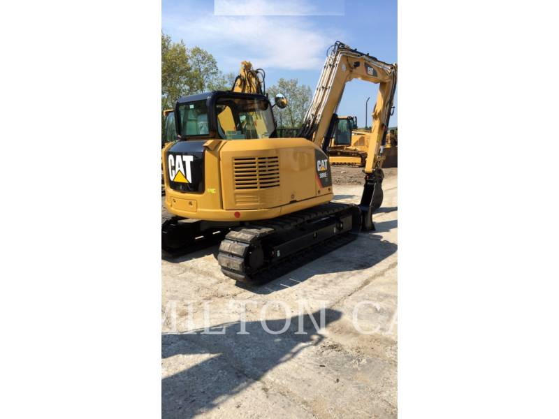 CATERPILLAR EXCAVADORAS DE CADENAS 308E CR SB equipment  photo 3