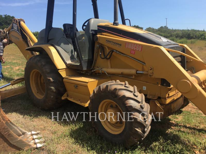 CATERPILLAR BACKHOE LOADERS 430D equipment  photo 11