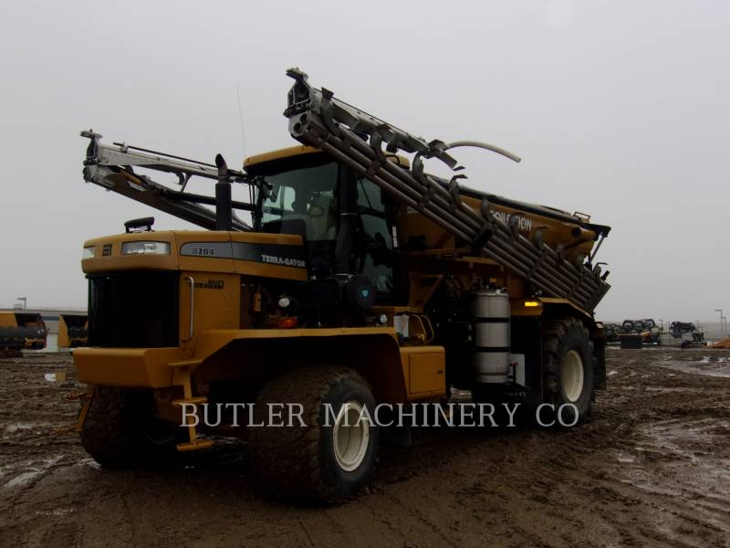 TERRA-GATOR ROZPYLACZ TG8204AM2K equipment  photo 2