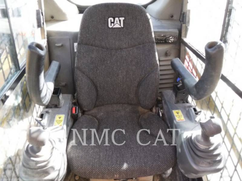 CATERPILLAR MULTI TERRAIN LOADERS 257D equipment  photo 5
