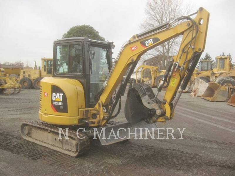 Caterpillar EXCAVATOARE PE ŞENILE 303.5E2CRB equipment  photo 2