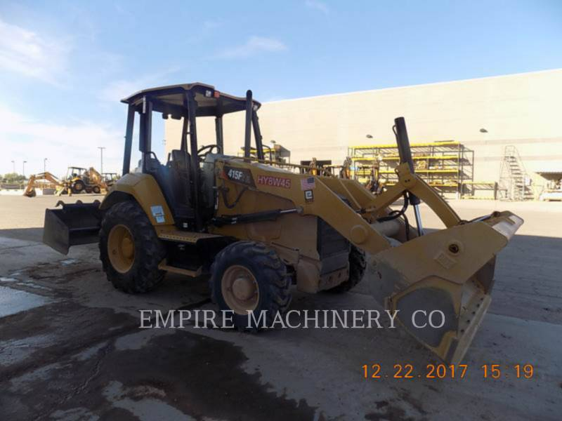 CATERPILLAR INDUSTRIAL LOADER 415F2IL equipment  photo 1