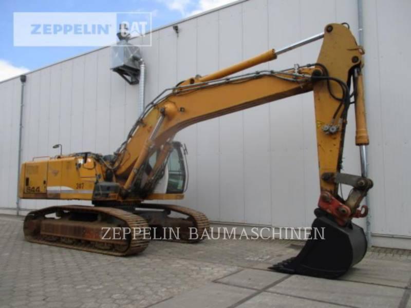 LIEBHERR KETTEN-HYDRAULIKBAGGER R944 equipment  photo 7