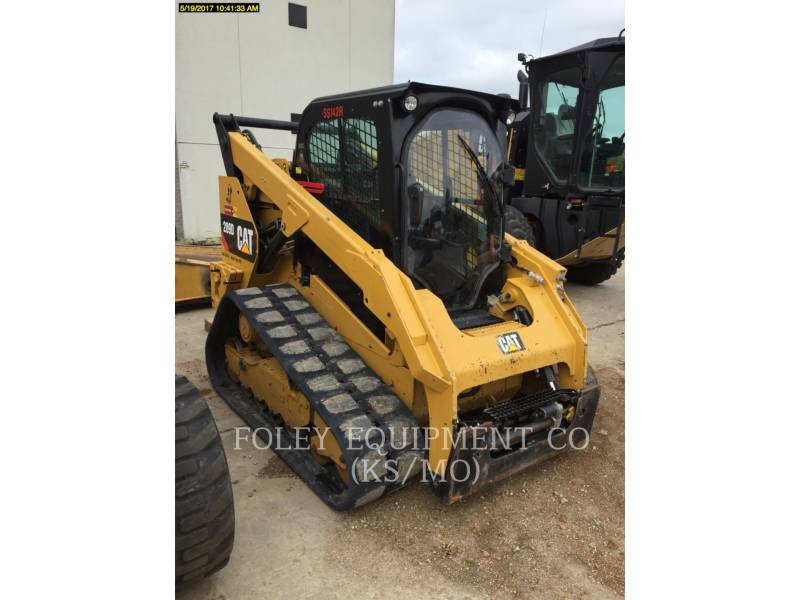Caterpillar MINIÎNCĂRCĂTOARE RIGIDE MULTIFUNCŢIONALE 289DXPS2CA equipment  photo 2