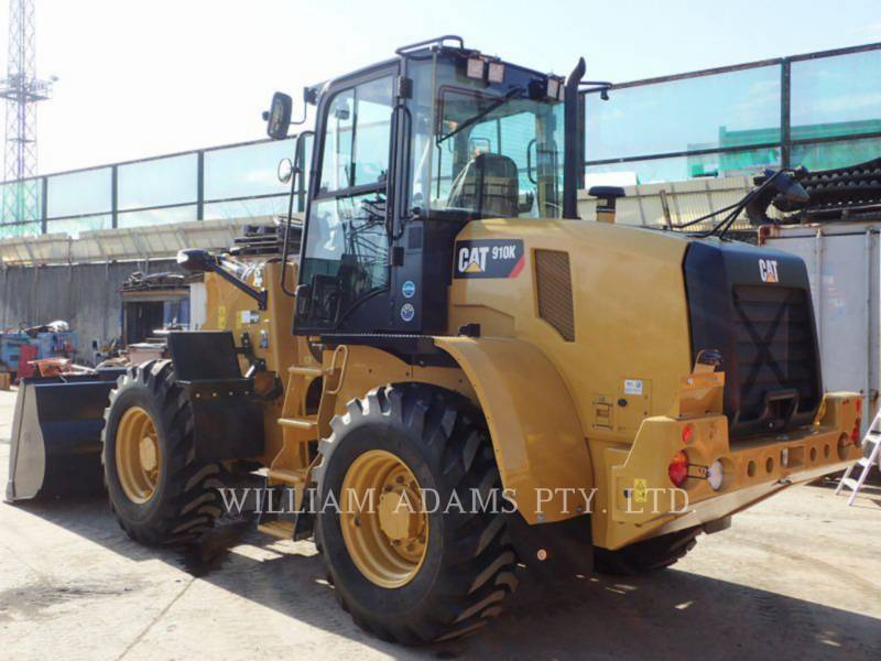 CATERPILLAR WHEEL LOADERS/INTEGRATED TOOLCARRIERS 910K equipment  photo 3