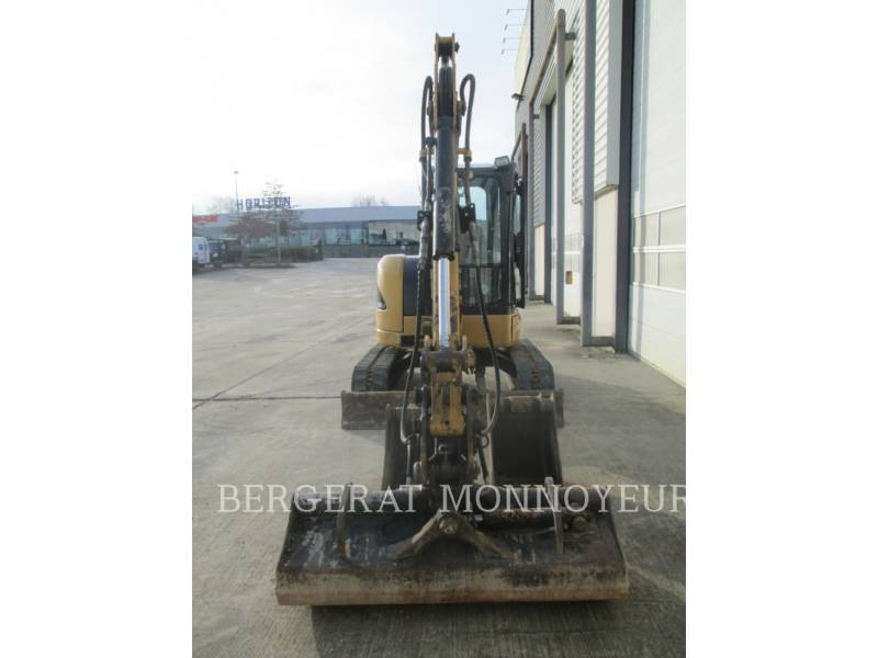 CATERPILLAR PELLES SUR CHAINES 304D CR equipment  photo 2