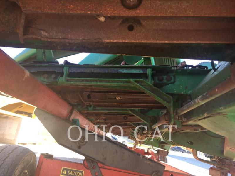 JOHN DEERE COMBINADOS 893 equipment  photo 13