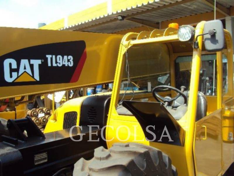 CATERPILLAR TELEHANDLER TL943 equipment  photo 5