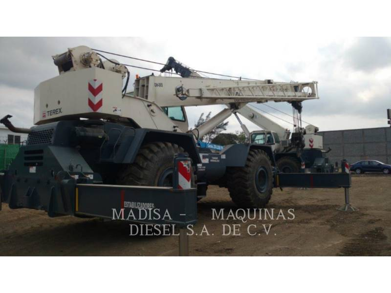 TEREX EQUIP. LTD. CRANES RT670 equipment  photo 4