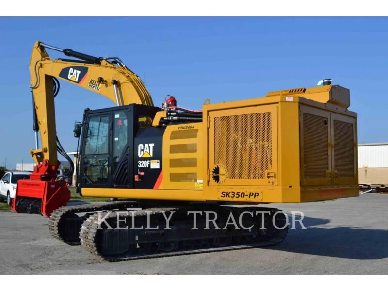 SUPERTRAK FORESTRY - SLASHER/CHIPPER 320FL / SK350PP equipment  photo 2