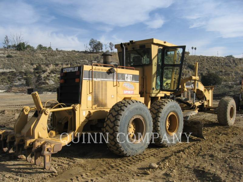 CATERPILLAR MOTORGRADER 14H equipment  photo 4