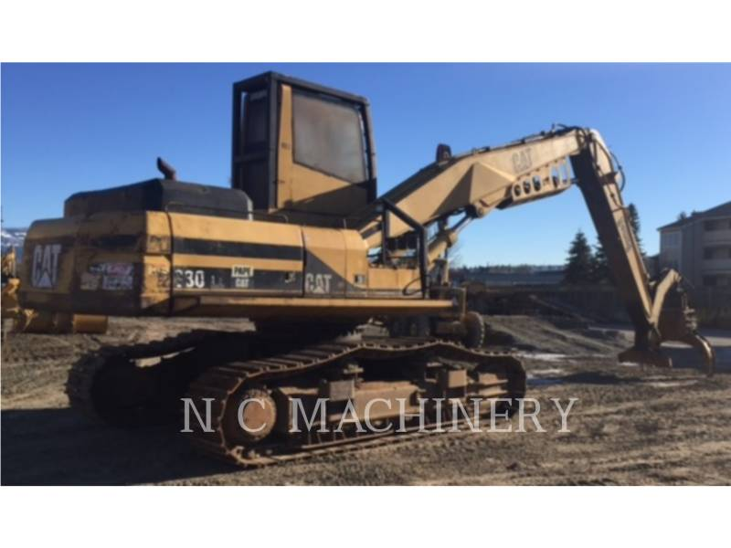 CATERPILLAR MACHINE FORESTIERE 330L LL equipment  photo 2