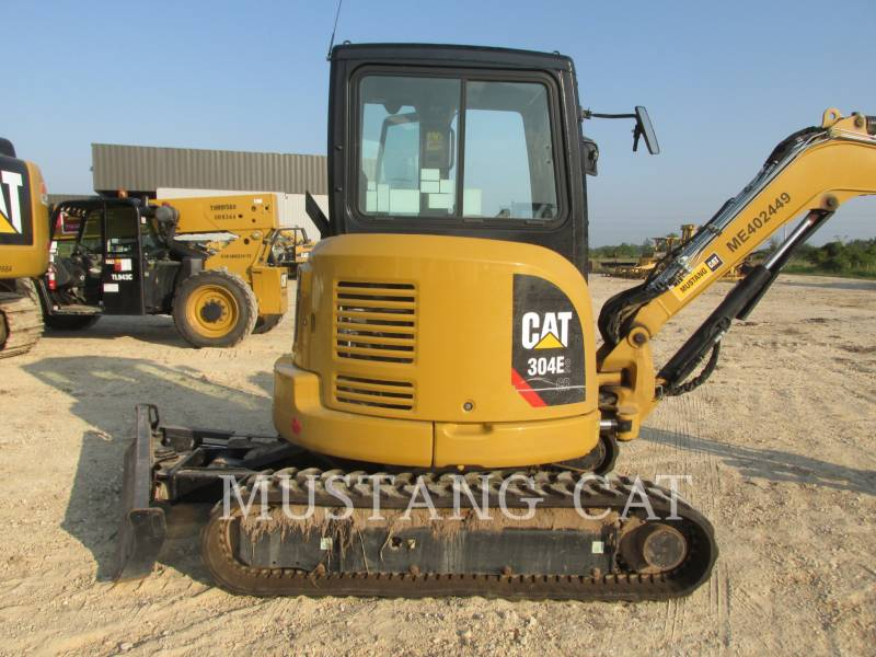 CATERPILLAR トラック油圧ショベル 304E2CR equipment  photo 6