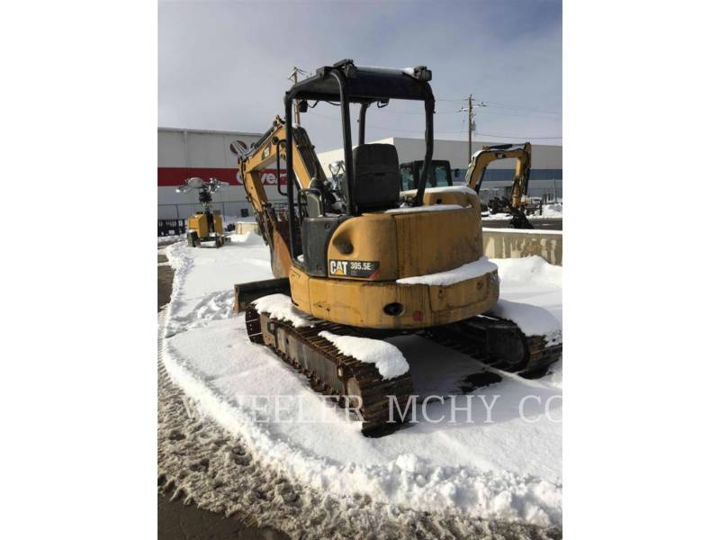CATERPILLAR TRACK EXCAVATORS 305.5E2C1T equipment  photo 2