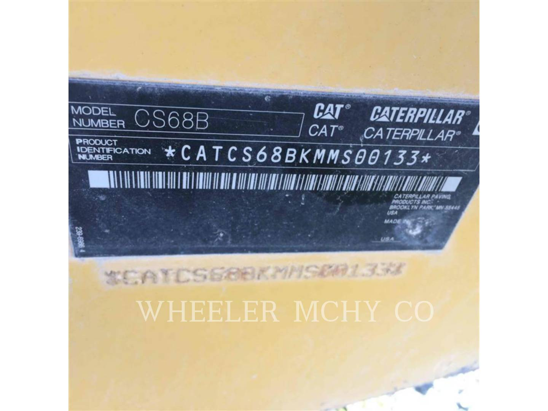 Detail photo of 2013 Caterpillar CS68B from Construction Equipment Guide