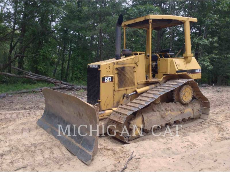 CATERPILLAR TRATORES DE ESTEIRAS D4HX equipment  photo 2