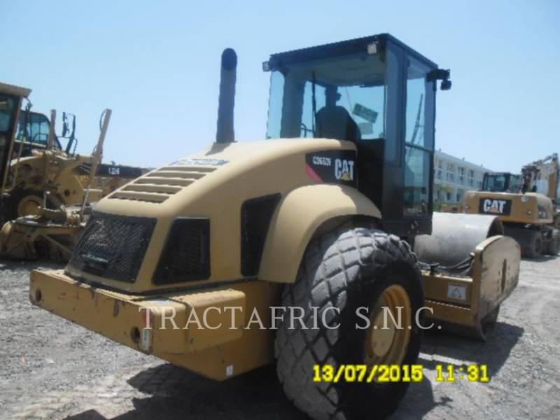 CATERPILLAR COMPACTADORES DE SUELOS CS-663E equipment  photo 6