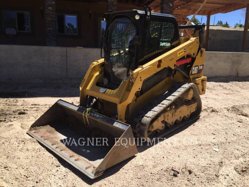 CATERPILLAR MINICARGADORAS 259D HF equipment  photo 1