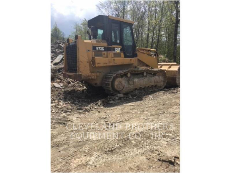 CATERPILLAR KETTENLADER 973C equipment  photo 3