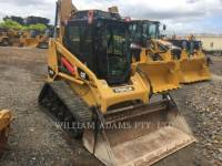 CATERPILLAR KOMPAKTLADER 247B3 equipment  photo 3