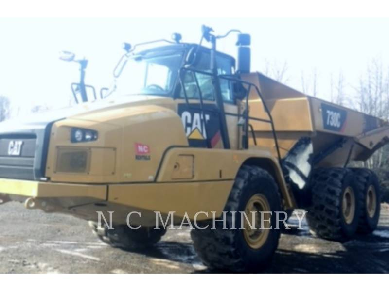 CATERPILLAR WOZIDŁA PRZEGUBOWE 730C equipment  photo 2