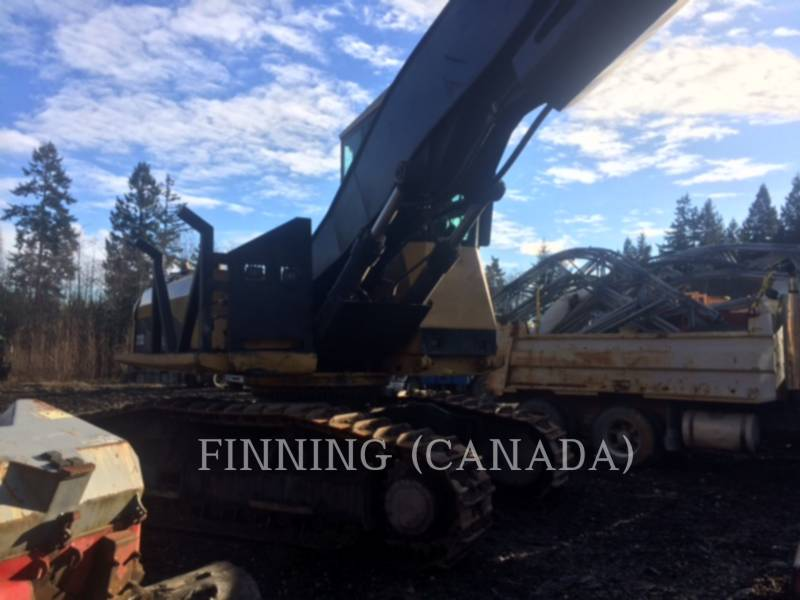CATERPILLAR FORESTRY - LOG LOADERS 330DFMLL equipment  photo 2