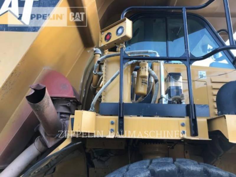CATERPILLAR MULDENKIPPER 772G equipment  photo 7